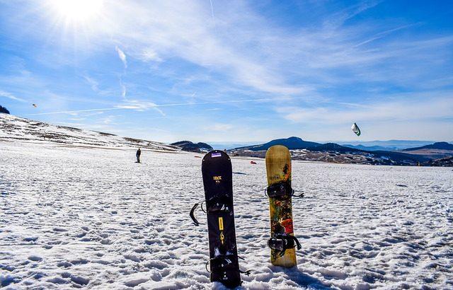 lyžování ve francii